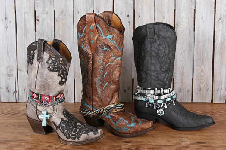 Boots for days