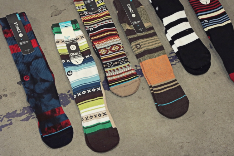 Buckle Socks