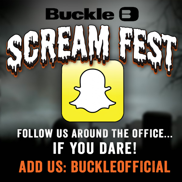 Buckle Snapchat