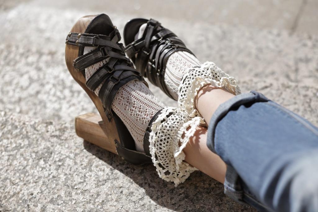 Buckle Store Socks