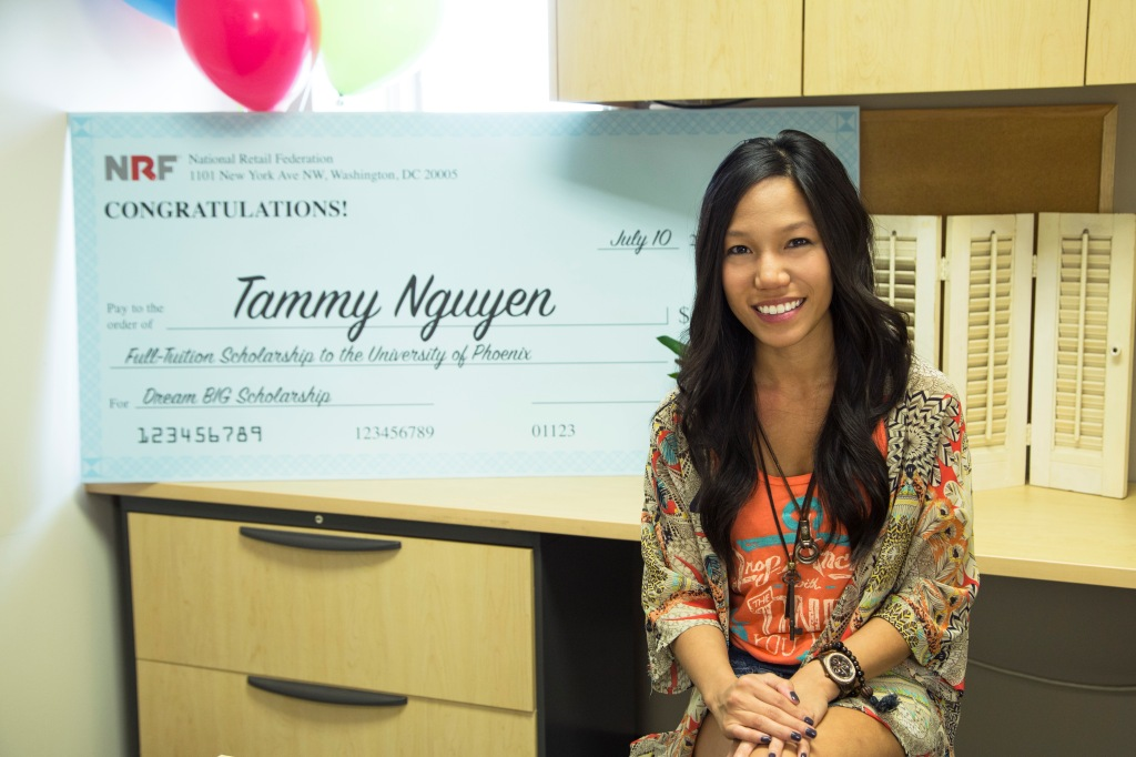 Tammy Nguyen NRF