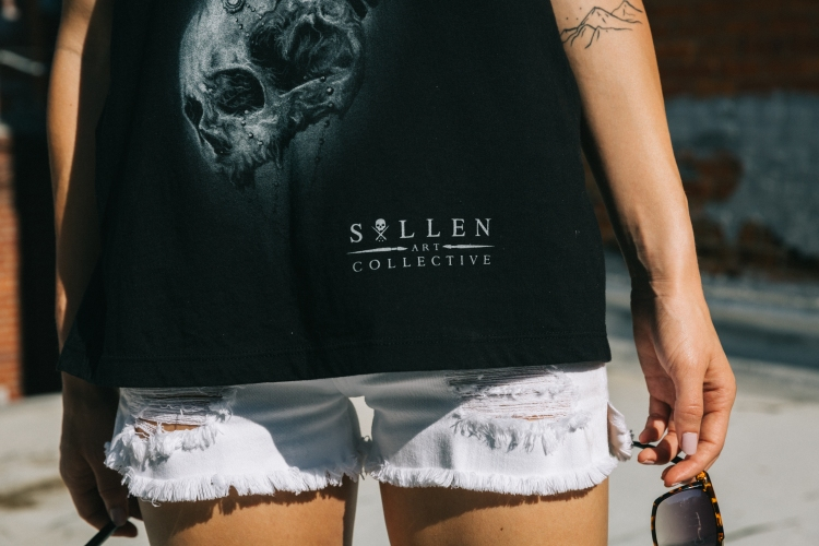 Introducing a new brand for women, Sullen.