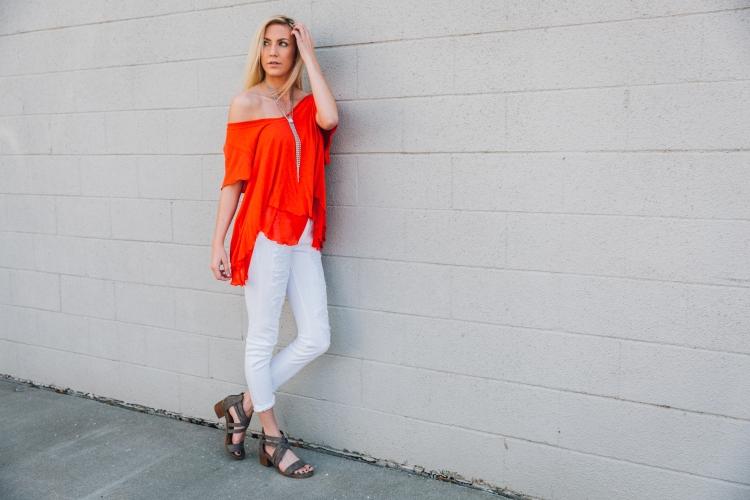 Women's White Skinny Jeans For Summer