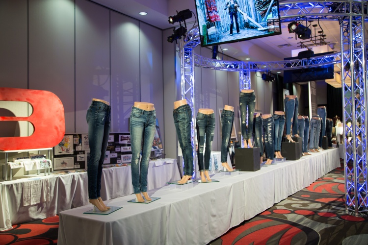 Buckle's 50th Anniversary Museum | Denim over the years