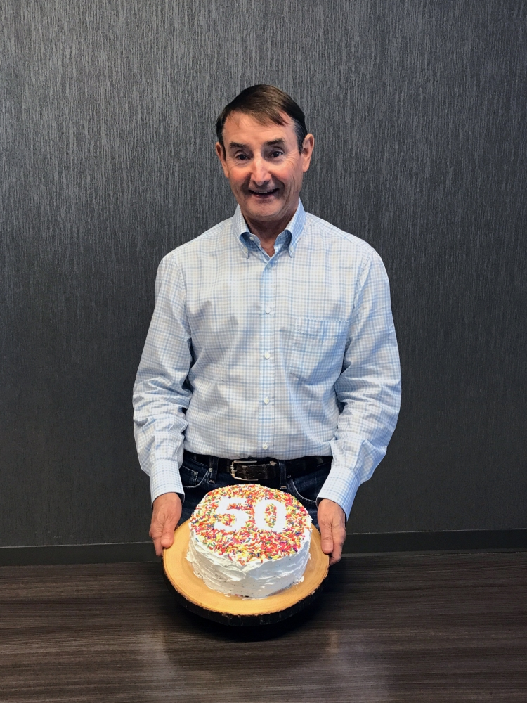 Buckle's CEO Celebrates 50 Years