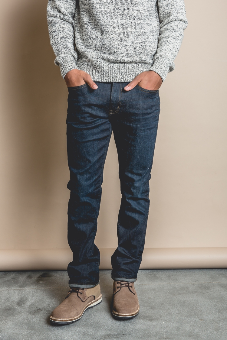 Candiani Denim at Buckle | Outpost Jeans for Men