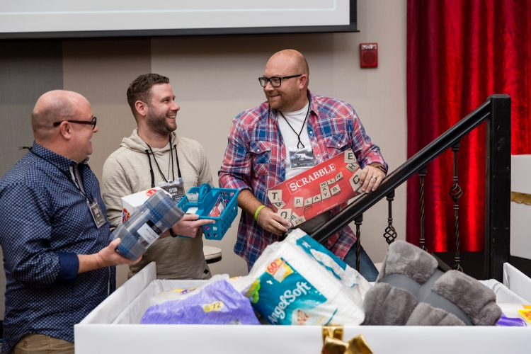 Three Managers Come Together To Give Back To The Hope Lodges