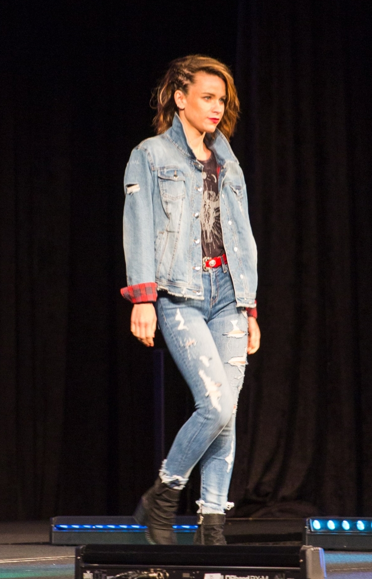 Fall Fashion Denim on Denim