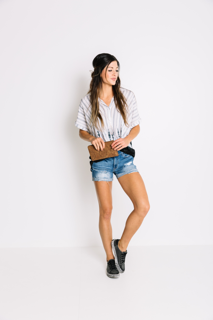 Buckle Summer Outfits for Women