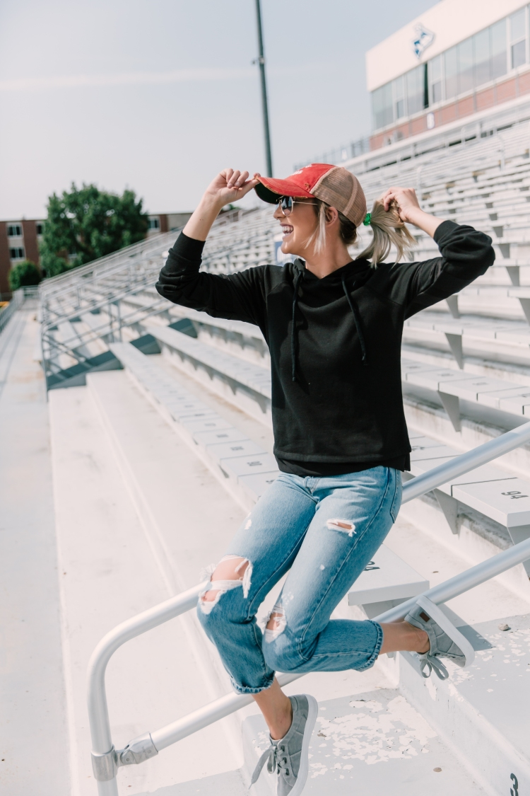 What to Wear to a Fall Football Game