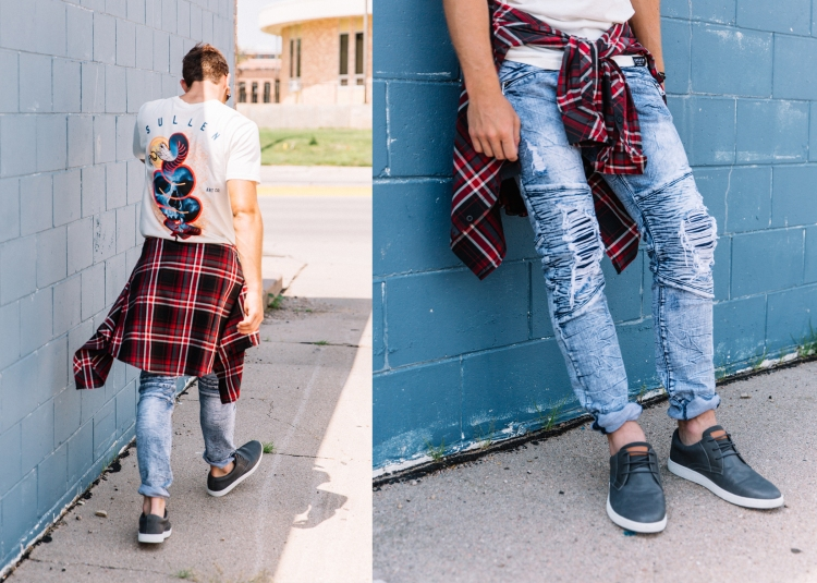 Buckle Street Style for Men