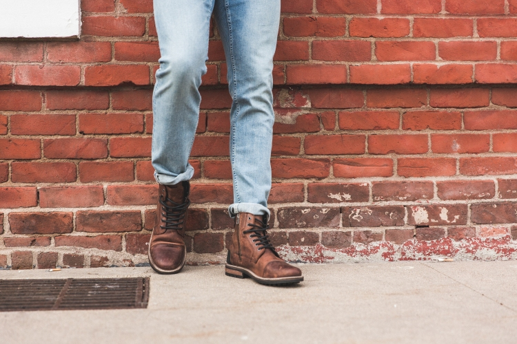 b6e9522b How to Style Men's Boots & Denim for Fall