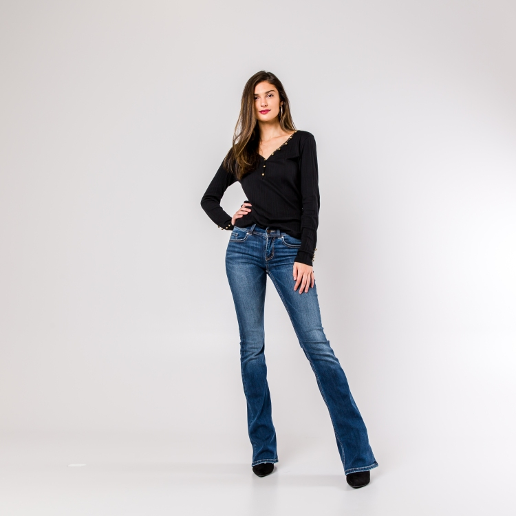 BKE Audrey Slim Fit Jean