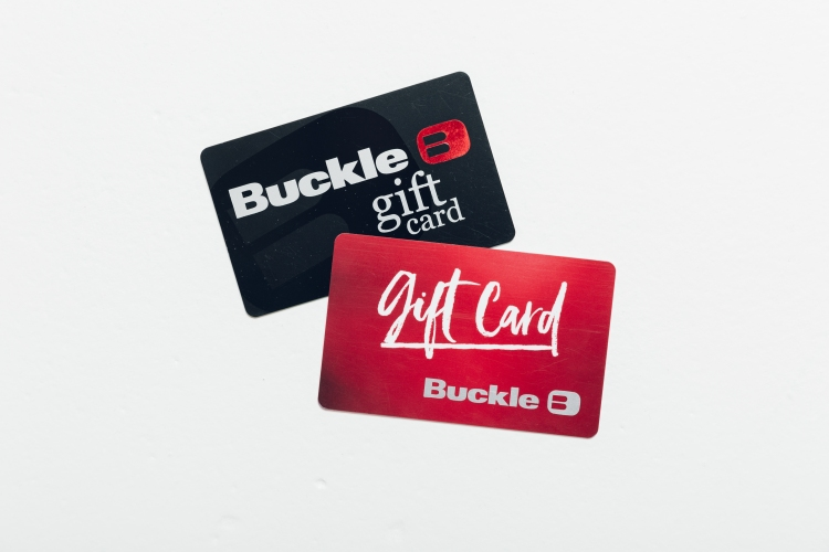 Gift Cards From Buckle