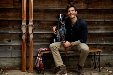 Cozy in Cotton From Buckle This Holiday Season