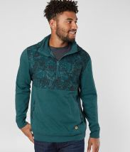 Men's Tentree Quarter-Zip Sweatshirt