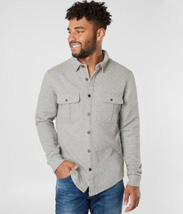 Men's Tentree Quilted Shirt