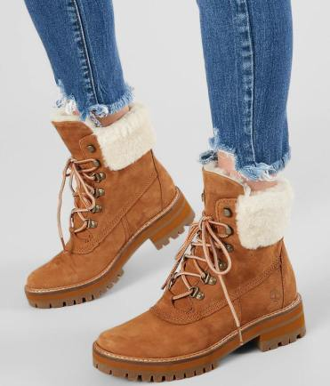 Timberland Boots From Buckle