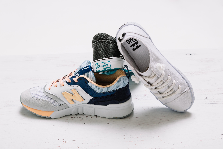 2019 Dad Sneaker Trend at Buckle