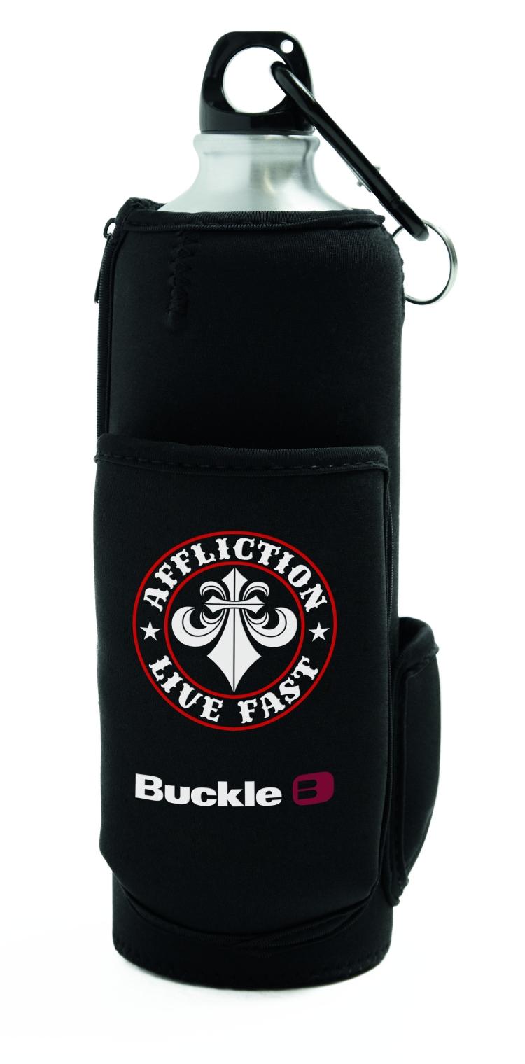 Buckle Brand Event - Affliction Water Bottle