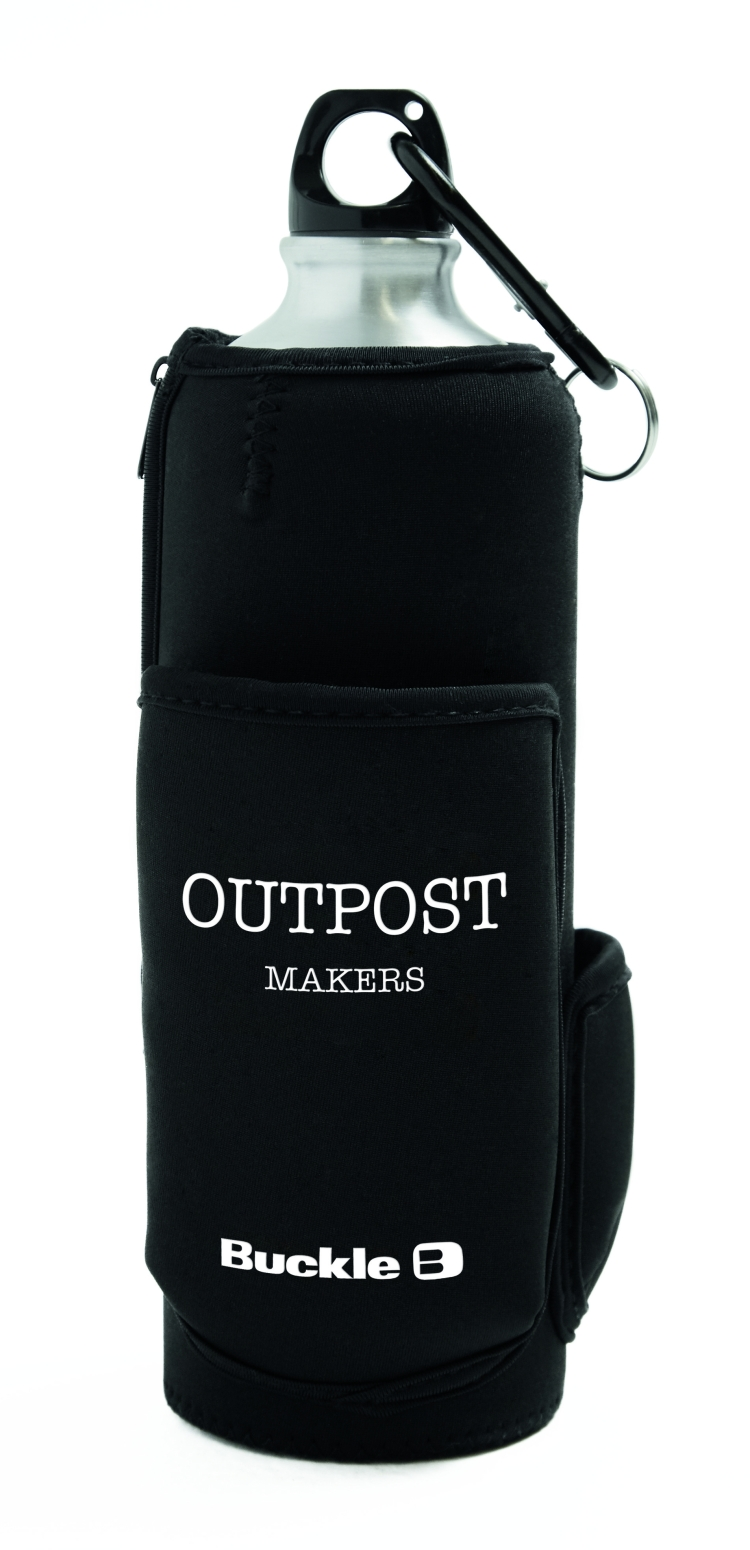 Buckle Brand Event - Outpost Makers Water Bottle