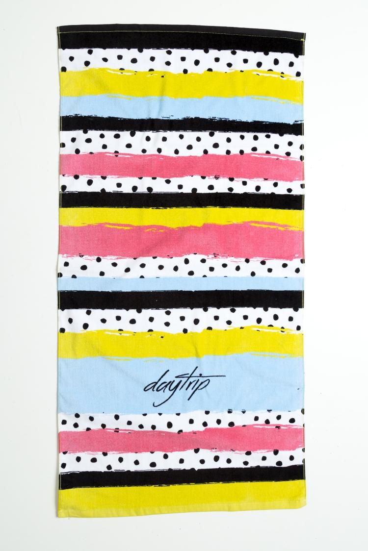 Daytrip Buckle Brand Event Beach Towel