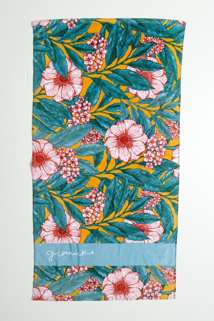 Gimmicks Buckle Brand Event Beach Towel