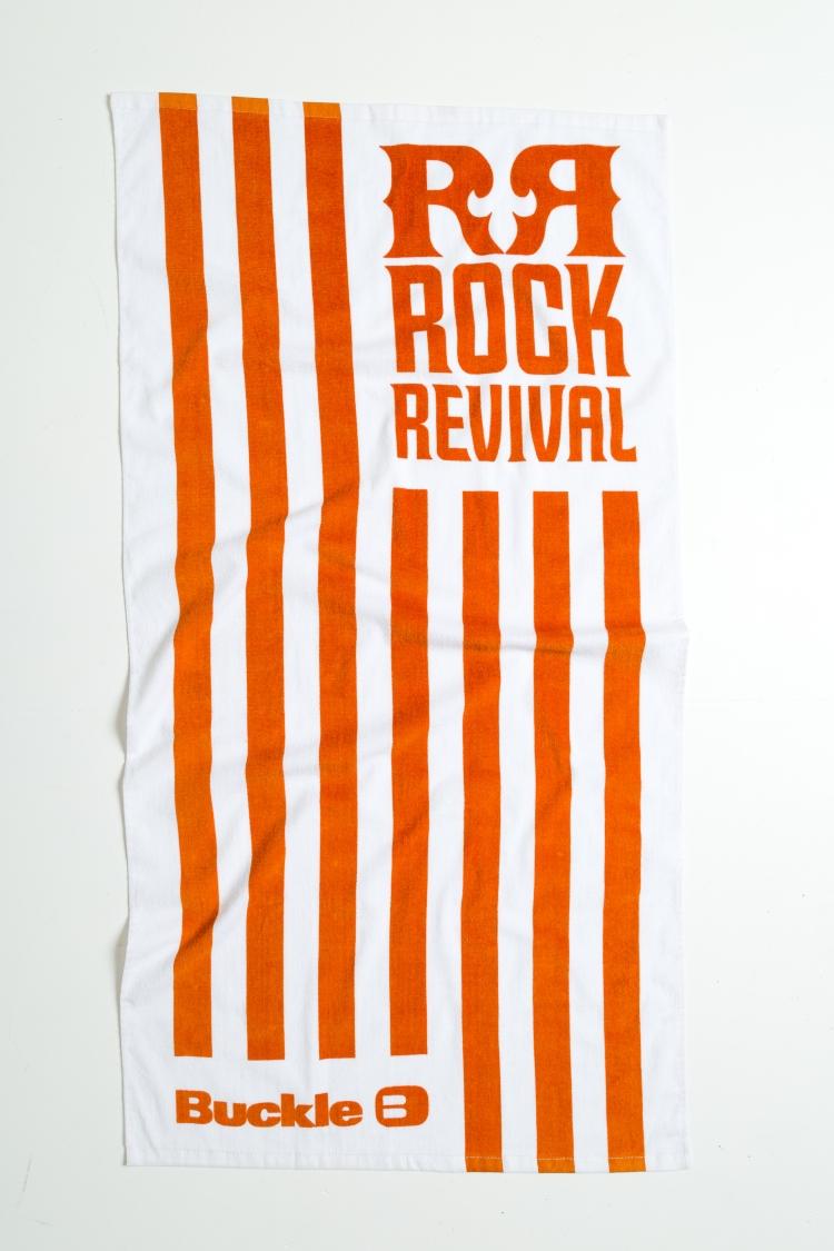 Rock Revival Buckle Brand Event Beach Towel