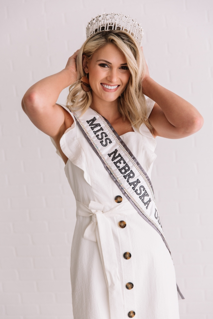 Miss Nebraska USA Lex Najarian