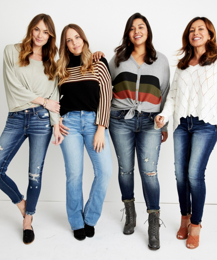 BKE Payton Jeans - the universal fit for all body types