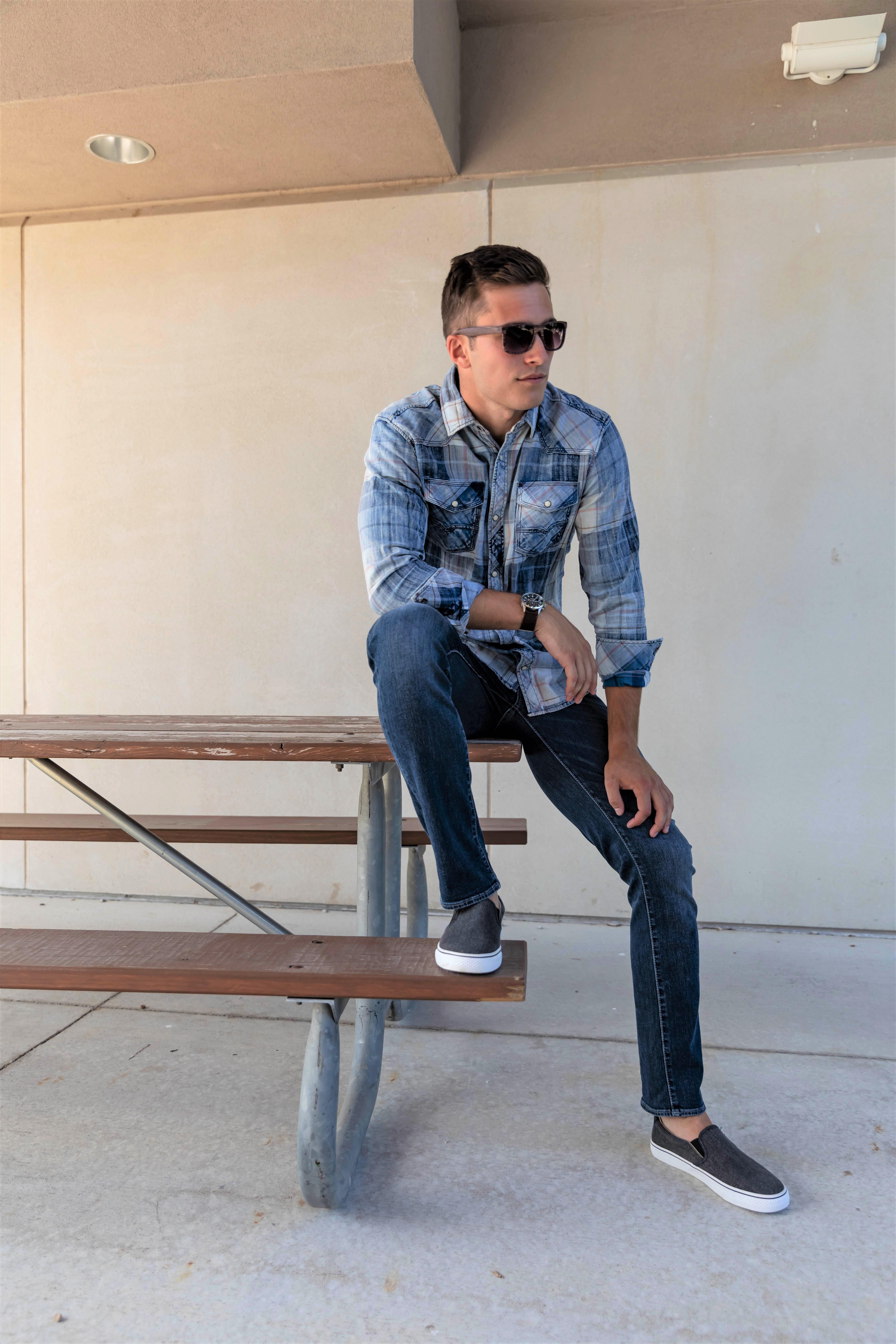 Men's Slim Jeans