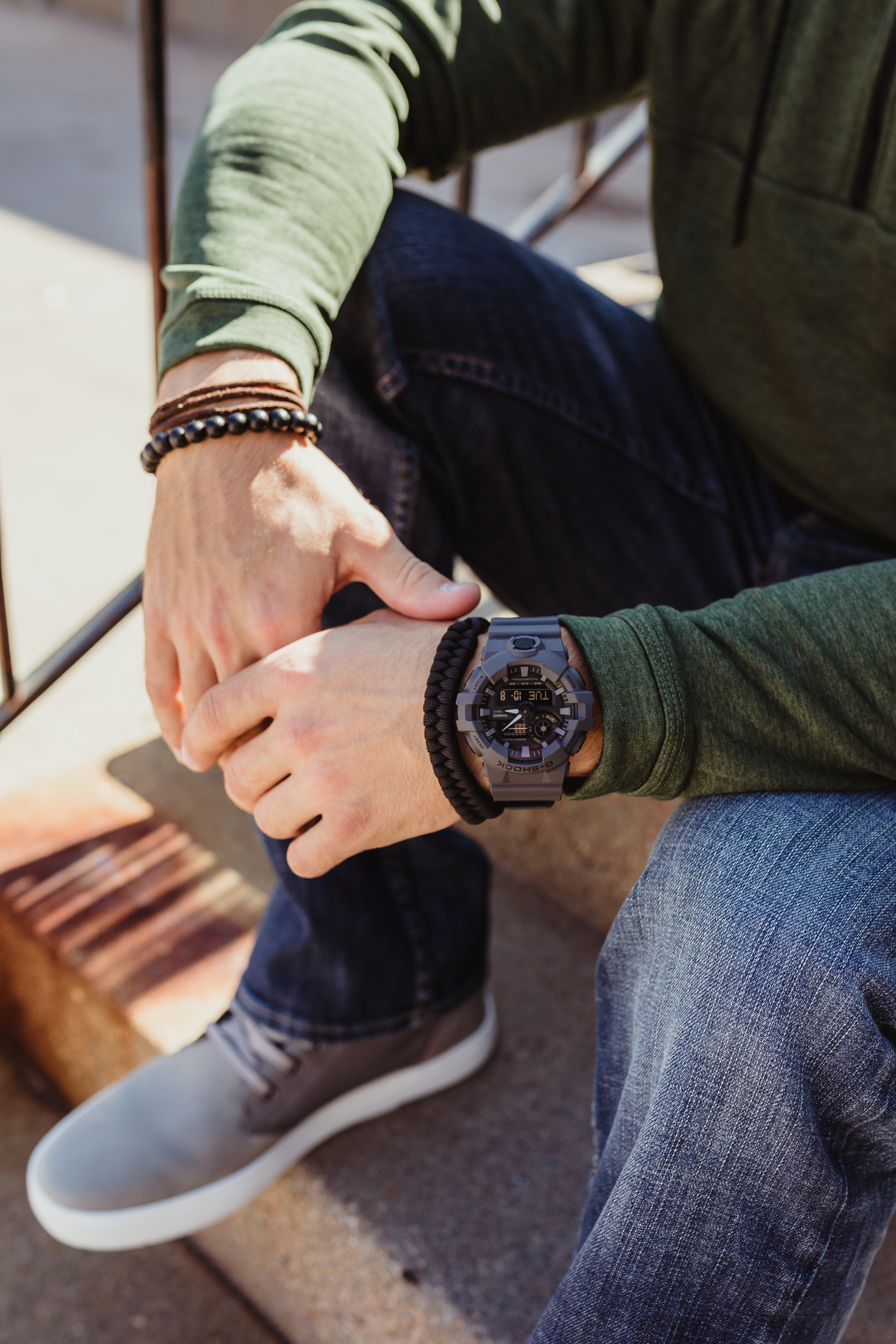 the newest every day staple can be found at the wrist