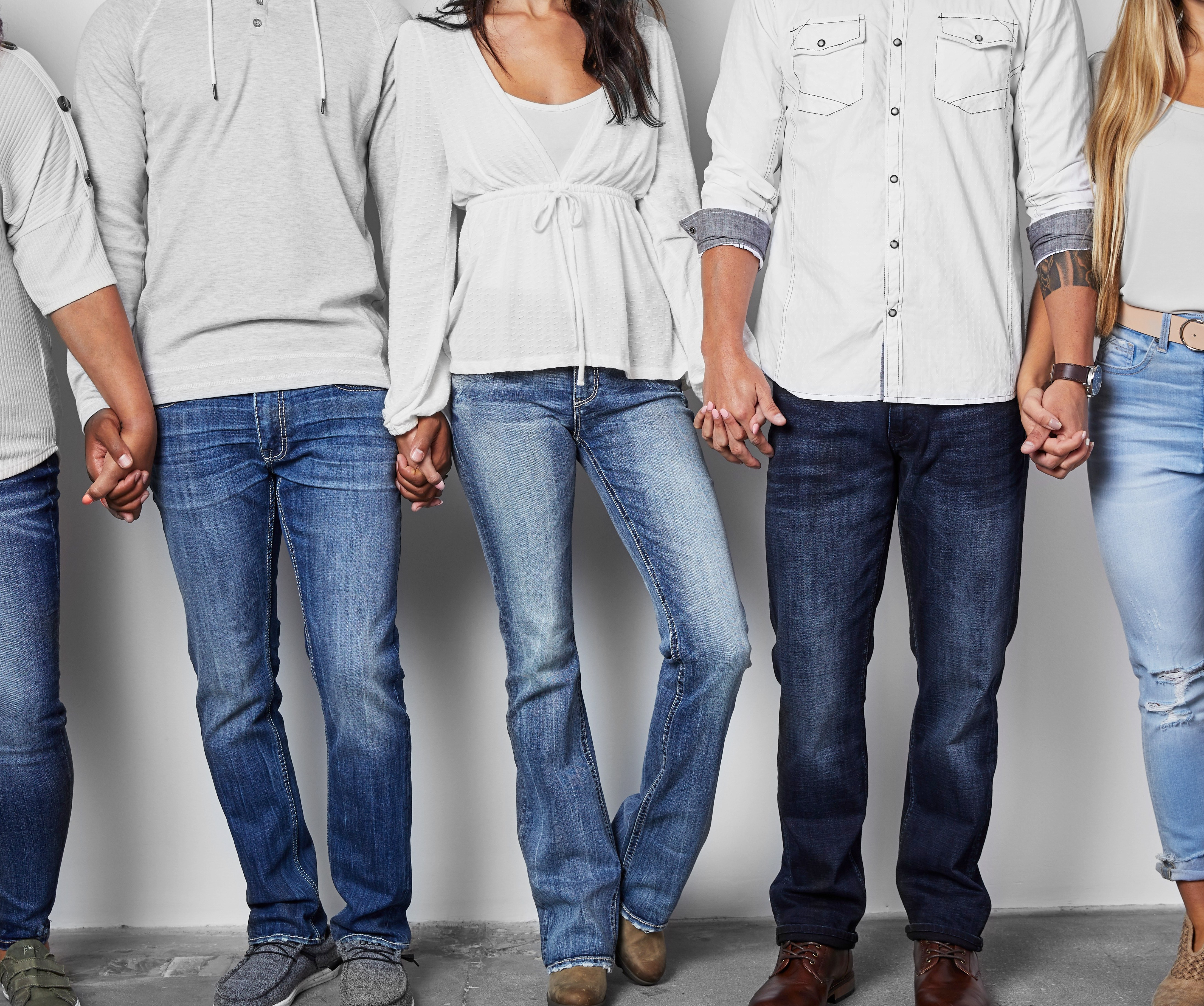 American Cancer Society Denim Days Presented By Buckle - Breast Cancer Awareness Month Fundraising Campaign