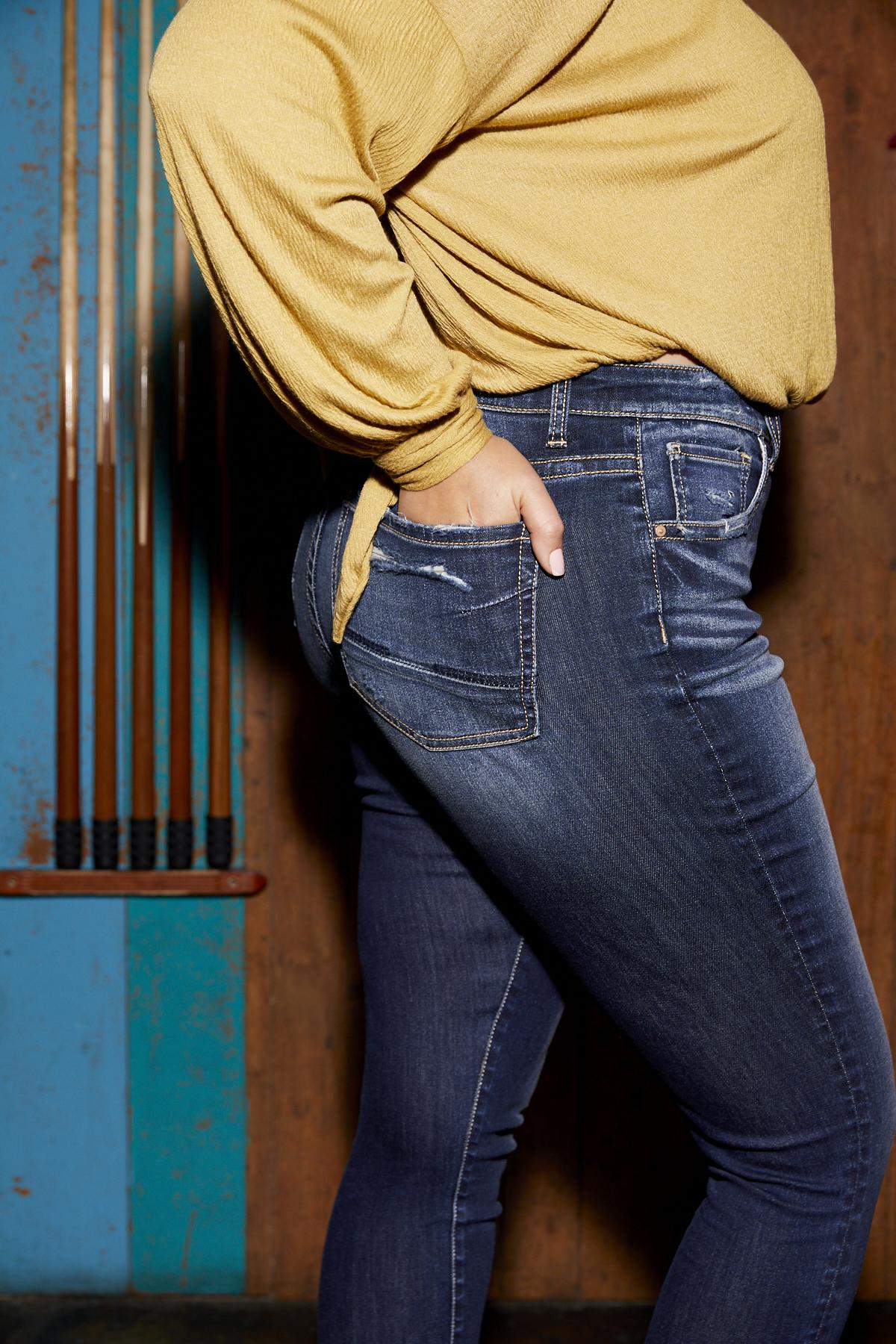 BKE Parker Ankle Skinny Jean - New Fit For BKE Jeans